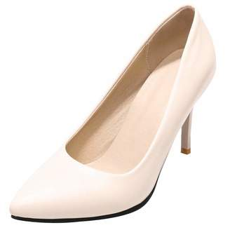 Comfity Womens Comtel High Heel Slip-on Pumps, Synthetic