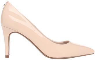 Basque Heavenly Nude Patent Heel