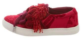 Marc Jacobs Embellished Slip-On Sneakers w/ Tags