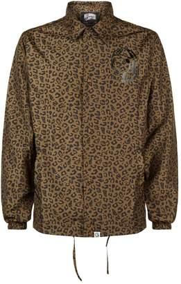 Billionaire Boys Club Coach Leopard Print Jacket