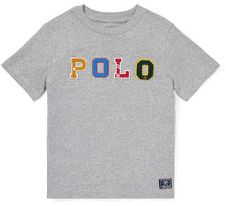 Ralph Lauren Novelty Logo T-Shirt, Size 5-7