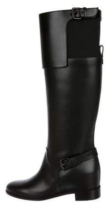 Christian Louboutin Cavaliere 45 Leather Boots