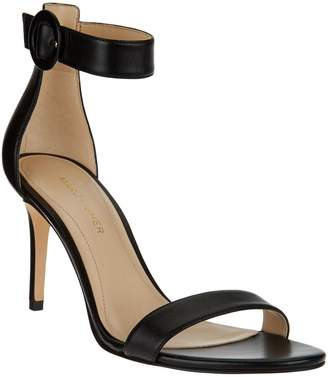 Marc Fisher Leather Sandals w/ Ankle Strap - Bettye -