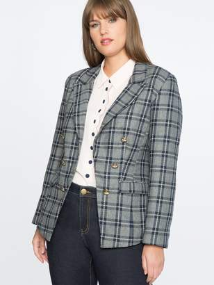 Draper James for ELOQUII Double Breasted Blazer