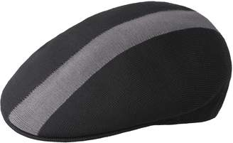 Kangol Men's Striped 504 Flat Ivy Cap