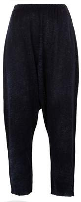 Avant Toi dropped crotch trousers