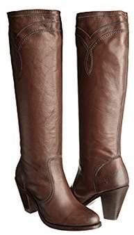 Frye Women's Mustang Stitch Tall Riding Boot