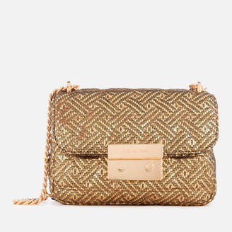 MICHAEL Michael Kors Women's Sloan Small Chain Shoulder Bag - Gold