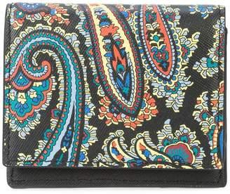 Diane von Furstenberg paisley purse