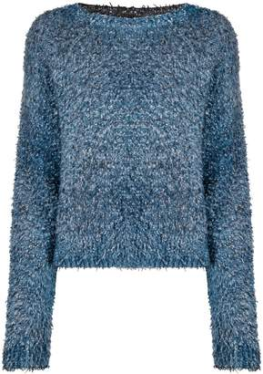 Avant Toi loose-fit chunky-knit jumper