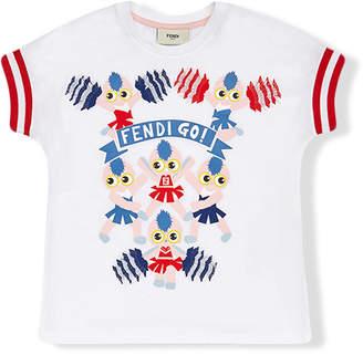 Fendi Piro-Chan cheering top