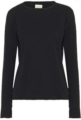 Simon Miller Merrick Cotton-Blend Jersey Top