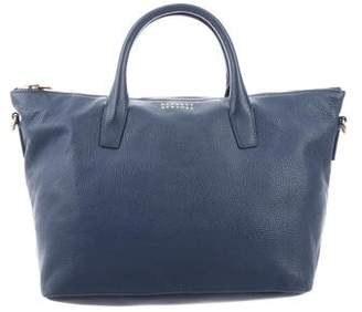 Barneys New York Barney's New York Leather Tote Bag