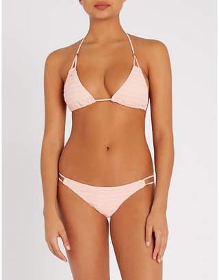 Heidi Klein Palermo double string bikini top