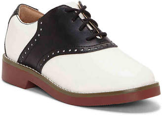 First Semester Hoppy Toddler & Youth Saddle Oxford - Girl's