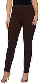 Women with Control Petite Tummy Control SlimLeg Pants
