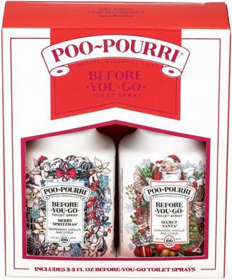 Poo~Pourri Holiday Duo Gift Set