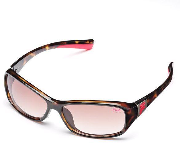 Fila sport wrap sunglasses