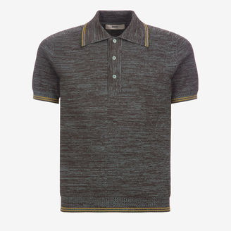 Knitted Polo Shirt $750 thestylecure.com