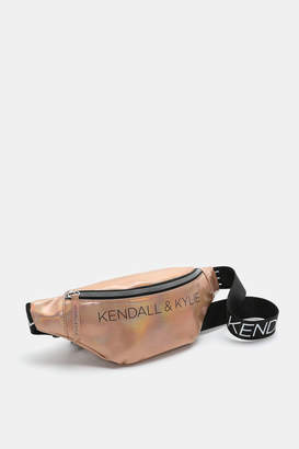 KENDALL + KYLIE Kendall & Kylie Patent Faux Leather Fanny Pack
