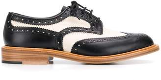 Tricker's Trickers bicolour brogues