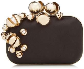 Jimmy Choo Oyster Pearl Cloud Clutch Bag