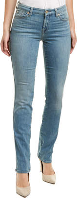 7 For All Mankind Seven 7 Kimmie Aupr Straight Leg