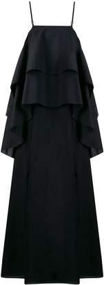 L'Autre Chose layered maxi dress
