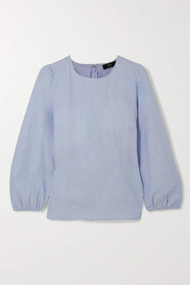 J.Crew Rory Cotton-blend Top