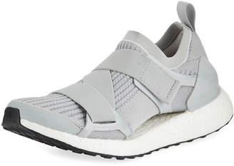 adidas by Stella McCartney Ultra Boost X Knit Sneakers Gray