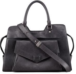 Proenza Schouler PS13 Small Shoulder Bag, Black
