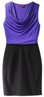 Merona Women's Sleeveless Knit to Woven Dress - Assorted Colors