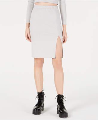 Material Girl Juniors' Ponte-Knit Pencil Skirt