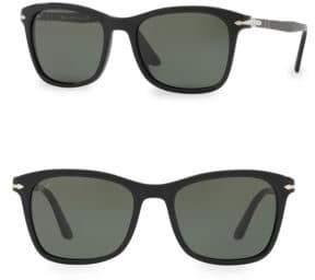 Persol 54MM Wayfarer Sunglasses