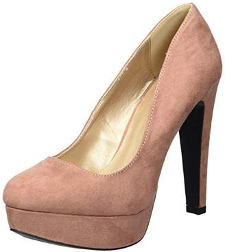 Qupid Women's Platform Pump