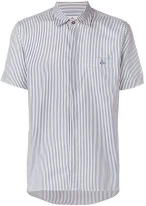 Vivienne Westwood striped shortsleeved shirt