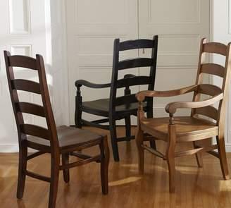 Pottery Barn Wynn Ladderback Dining Chair
