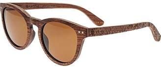 Earth Wood Copacabana Polarized Cateye Sunglasses