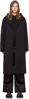 The North Face Black Transverse Coat