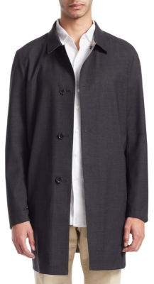 Loro Piana Reversible Raincoat