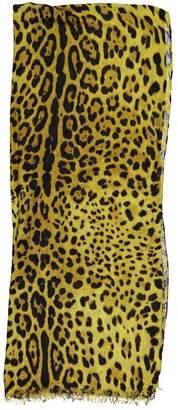 Dolce & Gabbana Beige Cashmere Scarves
