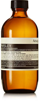 Aesop Parsley Seed Facial Cleanser, 200ml - one size