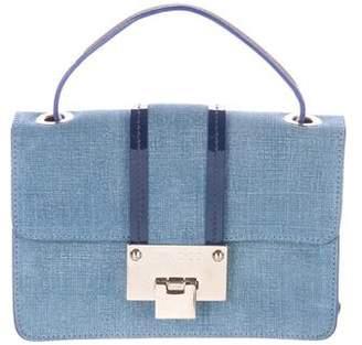 Jimmy Choo Denim Rebel Bag
