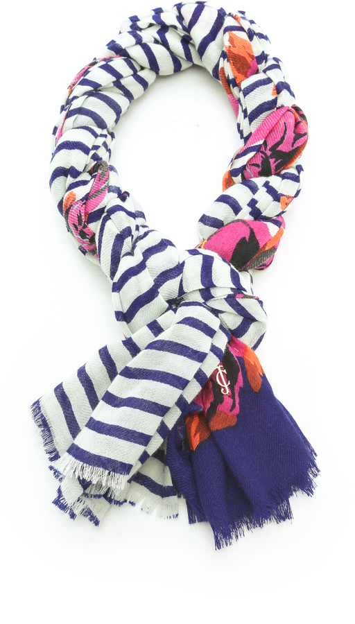 Juicy Couture Romantic Rose Scarf