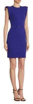 Emilio Pucci Ruffle Sleeve Dress