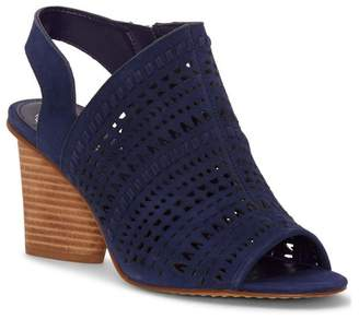 Vince Camuto Derechie Perforated Shield Sandal (Women)