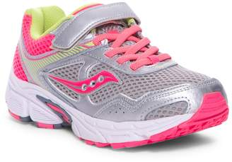 Saucony Cohesive Sneaker - Wide Width Available (Little Kid)