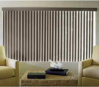 JCPenney JCP HOME HomeTM Linen-Look Vinyl Vertical Blinds
