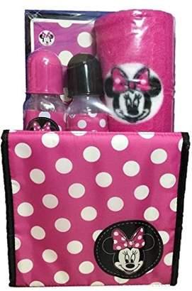 Disney Minnie Mouse Diaper Bag Gift Set