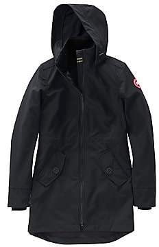 Canada Goose Women's Avery Slim-Fit A-Line Jacket
